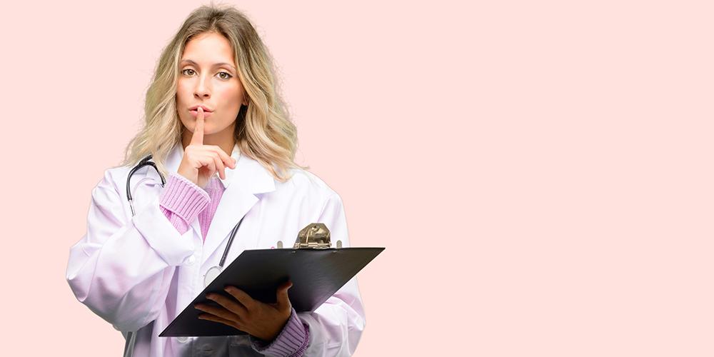 réquisition et secret médical