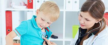 Patient mineur en consultation